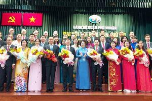 Đồng chí Phạm Hồng Sơn tái đắc cử Bí thư Quận ủy quận Phú Nhuận