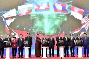 Công bố Trang thông tin điện tử, ứng dụng trên thiết bị di động và Bộ nhận diện của Năm Chủ tịch AIPA 2020