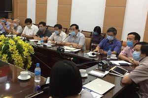 Bộ Y tế trưng tập các chuyên gia đầu ngành tư vấn về phòng chống dịch Covid-19