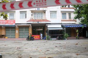 Phong tỏa 2 tòa nhà ở 'phố chung cư' Đà Nẵng có cư dân mắc COVID-19