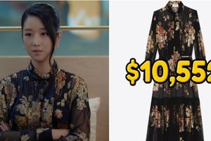 Bóc giá 13 bộ váy hàng hiệu đắt nhất của Seo Ye Ji trong 'Điên thì có sao'