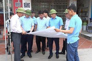 Thái Bình: Giải phóng mặt bằng đường 221A - nhà thầu chờ, lãnh đạo khó, dân ngóng