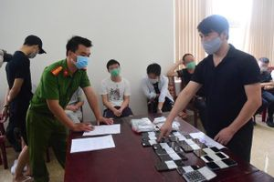 Nhóm người Trung Quốc tới Huế đánh bạc bị phạt 140 triệu đồng