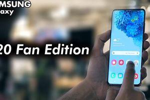 Samsung Galaxy S20 Fan Edition dùng Exynos 990 giá rẻ lộ diện