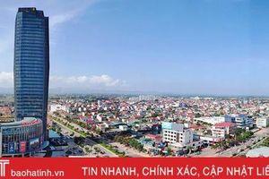 Cải cách hành chính của Hà Tĩnh 4 năm liên tiếp xếp thứ nhất khu vực Bắc Trung Bộ