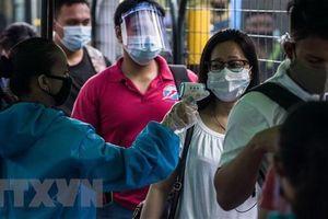 Philippines là nước có số ca mắc COVID-19 cao nhất khu vực Đông Nam Á