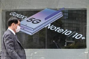 Xuất khẩu sản phẩm công nghệ thông tin và liên lạc của Hàn Quốc tăng