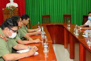 Xử phạt đối tượng đăng danh sách người đi du lịch Đà Nẵng lên Facebook