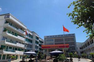 Bệnh viện Hữu nghị Việt Nam-Cuba Đồng Hới