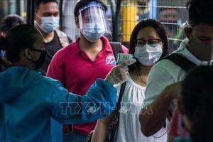 Philippines ghi nhận thêm 4.002 ca mắc COVID-19
