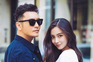 Vợ chồng Huỳnh Hiểu Minh – Angela Baby ngày một đối lập về nhan sắc