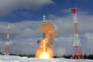 Tên lửa đạn đạo của Nga có thể thay đổi cán cân sức mạnh