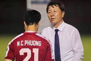 Tái hợp Công Phượng, HLV Chung Hae-seong lập kỷ lục