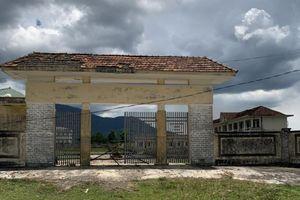 Thị xã Kỳ Anh - Hà Tĩnh: Lãng phí hàng chục tỉ đồng tại khu tái định cư