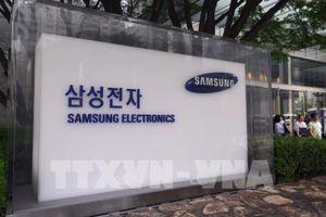 Hàn Quốc: Ngành điện tử sụt giảm lần đầu tiên trong 10 năm