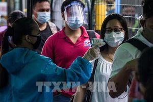 Philippines ghi nhận hơn 4.000 ca nhiễm COVID-19 mới