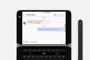 Surface Duo của Microsoft sẽ được ra mắt vào ngày 10 tháng 9 với giá bán 1399 USD