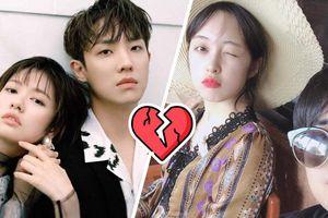 7 cặp đôi chia tay làm rung chuyển làng giải trí Hàn Quốc năm 2020