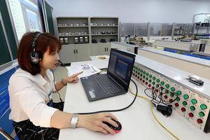 Đẩy mạnh đào tạo nghề trực tuyến khi Covid-19 bùng phát trở lại