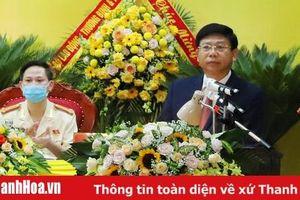 Đồng chí Trần Văn Hải tiếp tục đắc cử Bí thư Thị ủy Nghi Sơn, nhiệm kỳ 2020-2025