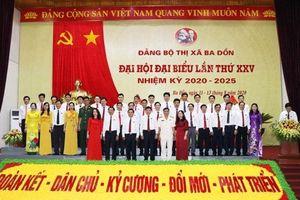 Quảng Bình: Xây dựng thị xã Ba Đồn trở thành đô thị động lực khu vực phía Bắc