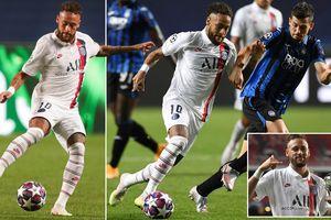 Tỏa sáng trước Atalanta, Neymar cân bằng kỷ lục tồn tại 12 năm của Messi