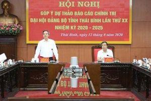 Tìm dư địa cho Thái Bình phát triển