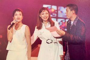 Thanh Thảo khoe ảnh thời trẻ cực đáng yêu chụp cùng hàng loạt sao Việt