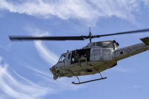 Trực thăng nổi tiếng của Mỹ trúng đạn ngay tại 'sân nhà'