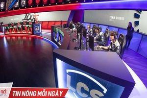 Lần đầu tiên giải game LCS Bắc Mỹ bán quảng cáo cho đối tác bên ngoài