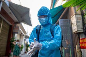 Bộ Y tế bổ sung lực lượng cơ động quốc gia chống dịch Covid-19
