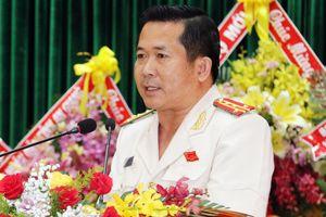 Đại tá Đinh Văn Nơi đắc cử Bí thư Đảng ủy Công an An Giang