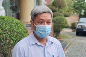 Thứ trưởng Nguyễn Trường Sơn nói về điều trị các bệnh nhân nặng mắc COVID-19