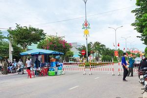 Tiếp tục cách ly xã hội 4 huyện, thị xã ở tỉnh Quảng Nam