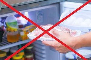 Sai lầm 'chết người' khi bảo quản thức ăn thừa