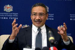 Ngoại trưởng Malaysia: Biện pháp ngoại giao 'ghi điểm' trong giải quyết tranh chấp chủ quyền Biển Đông