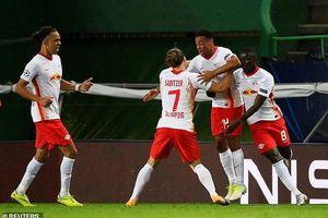 RB Leipzig giành vé vào bán kết Champions League