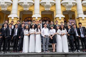 Những lớp học 'bội thu' á khoa, thủ khoa mùa tuyển sinh lớp 10 ở Hà Nội