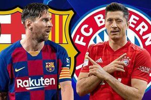 Vidal cảnh báo Bayern: Barca sẽ cho thấy quyền lực đêm nay