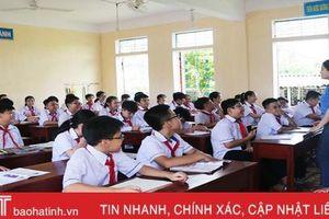 Tuyển sinh vào lớp 6 ở TP Hà Tĩnh: Nhiều trường xin bổ sung thêm lớp!