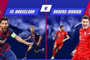 Nhìn lại những cuộc chạm trán đáng nhớ giữa Barcelona và Bayern