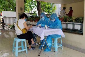 310 ca mắc COVID-19 tại Đà Nẵng sau 20 ngày xuất hiện dịch