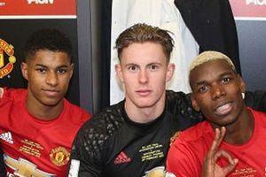 'Tiễn' được Sanchez, M.U sẽ dễ dàng giữ chân Pogba và Henderson hơn