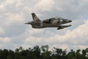 Máy bay quân sự Nga gặp nạn khi huấn luyện