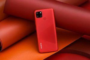 Realme ra mắt smartphone chống nước, pin 6.000 mAh, 3 camera sau, giá gần 3 triệu