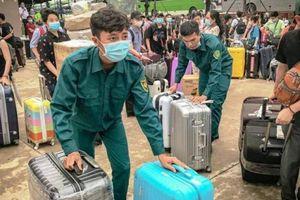 Diễn biến mới vụ 342 người từ Nhật Bản về Bình Dương, 1 người tử vong
