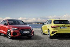 Audi S3 2021 ra mắt 2 biến thể sedan và sportback