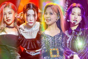 Dàn visual của TWICE, Red Velvet, IZ*ONE, ITZY đọ sắc tại hậu trường 'SOBA 2020': Ai là 'Nữ thần Kpop'?