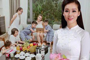 Người mẫu nhiều con nhất Việt Nam