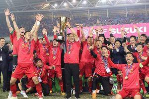 4 giải đấu chờ ông Park Hang Seo trong năm 2021